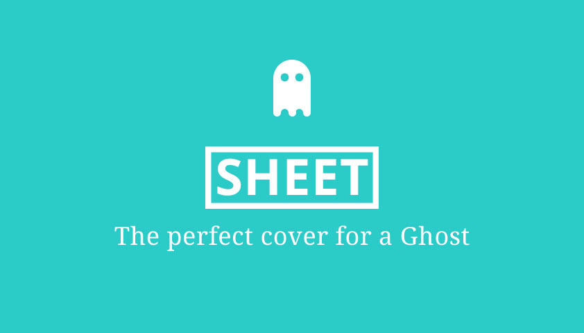 theme for Ghost