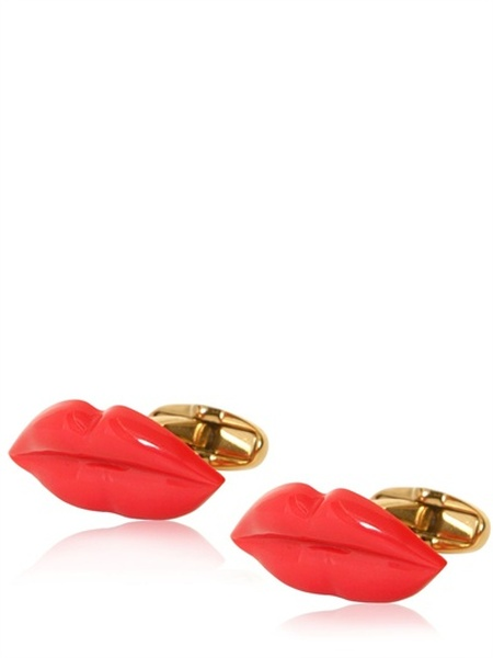 paul-smith-pinkgold-resin-lips-brass-cufflinks