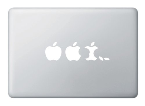 Apple Evolution - Macbook Decal