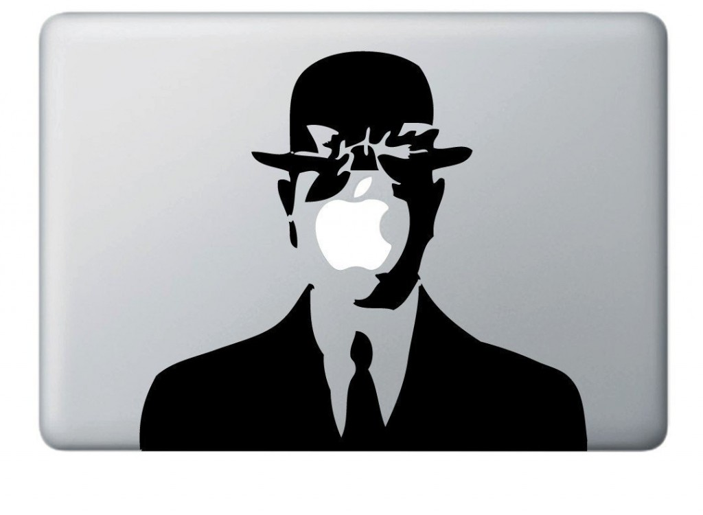 Son of Man - Vinyl Laptop or Macbook Decal