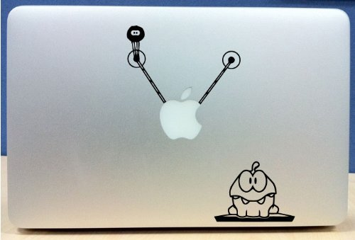 Cut-The-Rope-Vinyl-Macbook